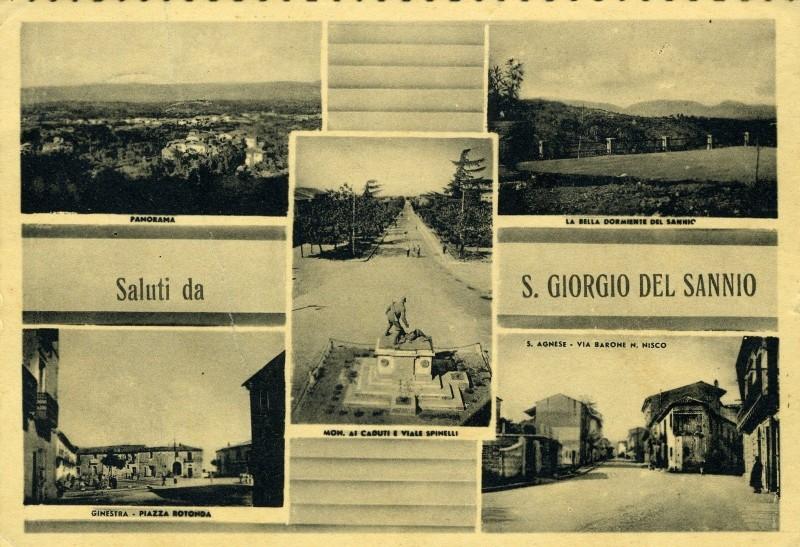 Cartolina anni '50