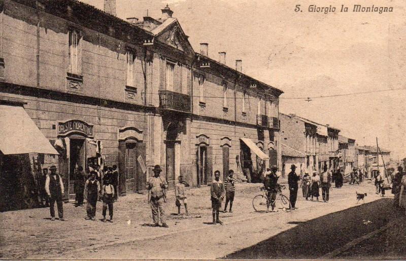 San Giorgio la Montagna