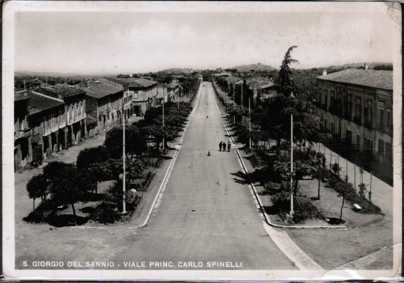 Viale Spinelli