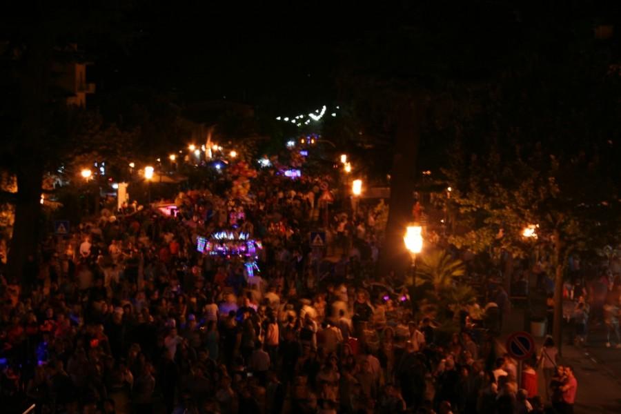 Grande successo per la notte bianca 2014. Il plauso del Sindaco