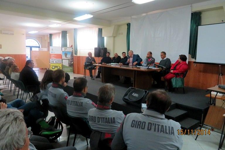Riunione operativa con i commercianti e con le associazioni sportive di San Giorgio
