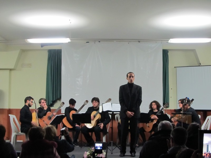 Concerto dell' Ensemble «Le Chitarre Sannite»