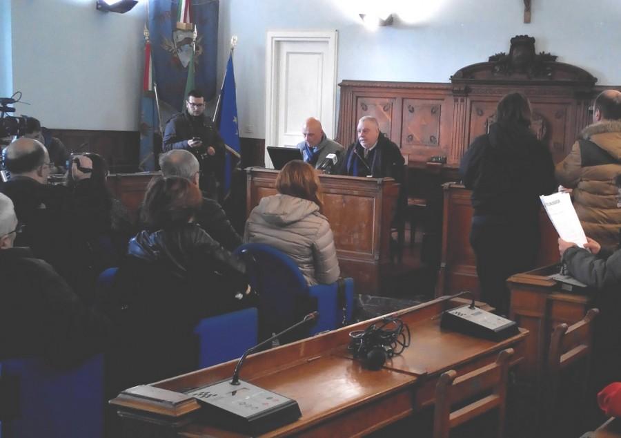 Conferenza stampa di fine anno del Presidente Ricci:  dubbi e perplessità sulla legge Delrio
