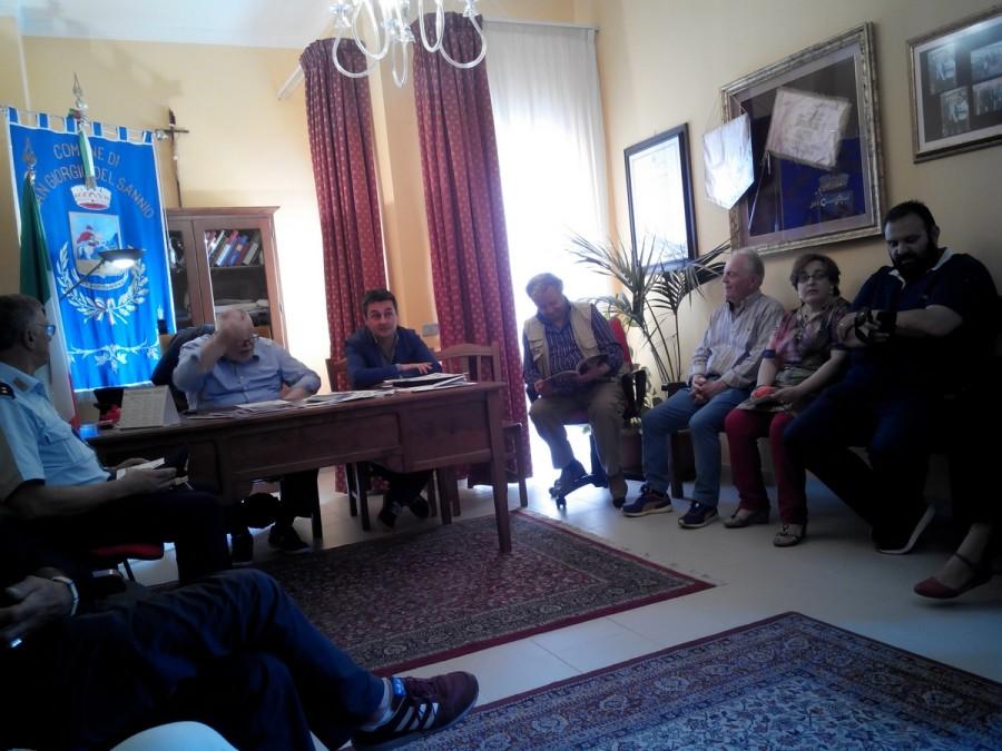 Presentata l'Estate 2015 a San Giorgio del Sannio
