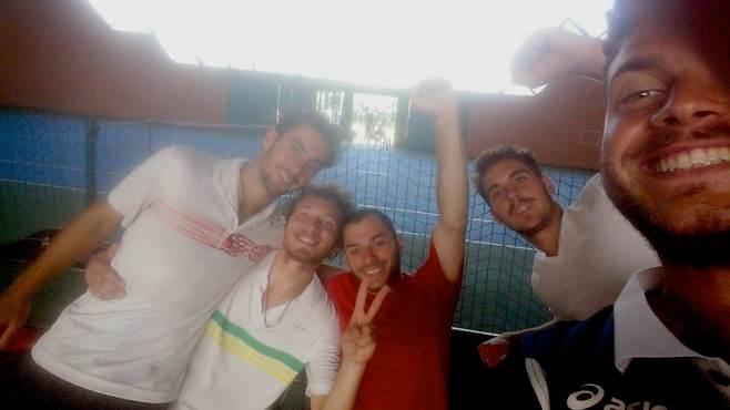 Circolo tennis San Giorgio del Sannio in serie B: le congratulazioni dell'Amministrazione comunale