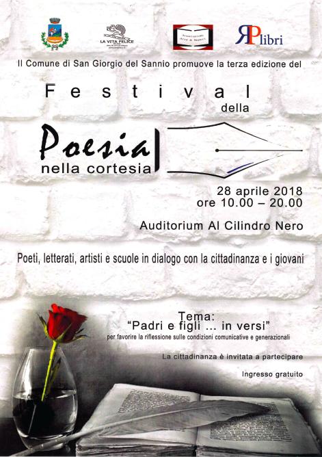 Festival della Poesia nella cortesia