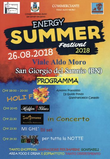 Energy Summer Festival