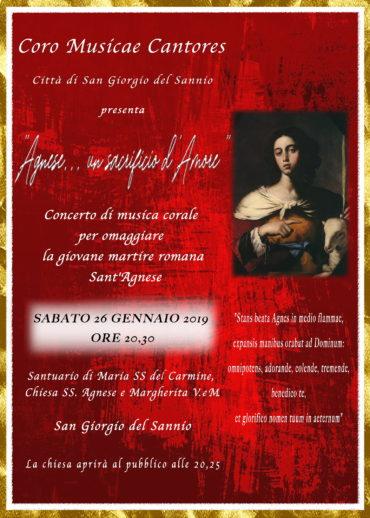 Concerto Coro Musicae Cantores