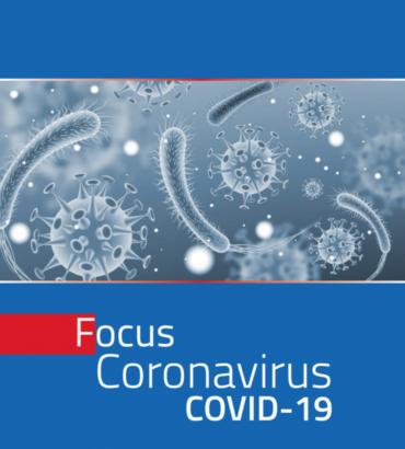Pagina dedicata alle comunicazioni sul virus COVID-19