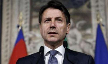 Coronavirus, dichiarazioni alla stampa del Presidente Conte e del Ministro Azzolina