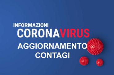 Emergenza Covid-19-Aggiornamento contagi