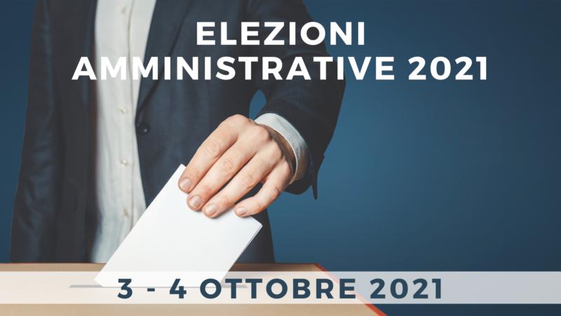 Risultati votazioni elezioni 3-4 ottobre 2021